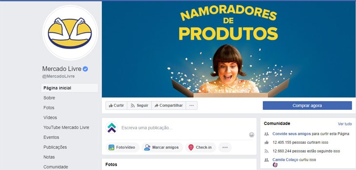 Prevenção ao Coronavírus: Mercado Livre atualiza logotipo em ação nas Redes Sociais